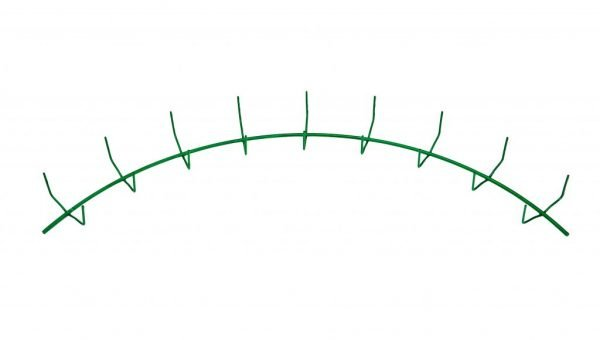 24″ Green Clamp Arch
