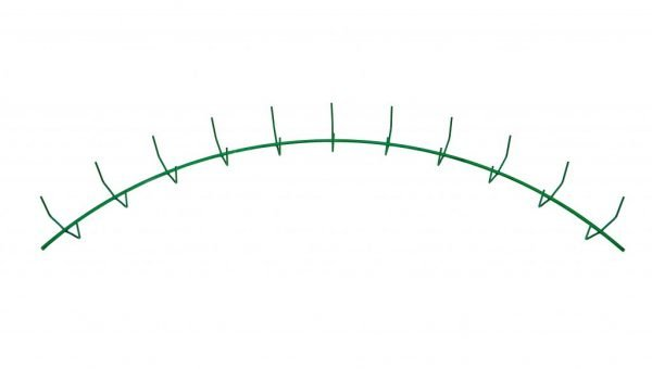 30″ Green Clamp Arch