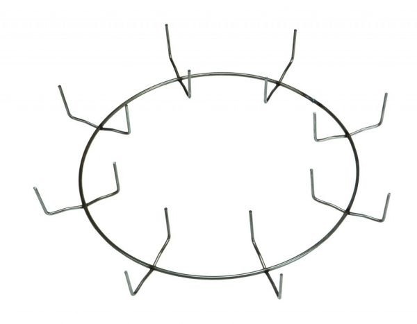 10″ Clamp Ring – 8 Clips