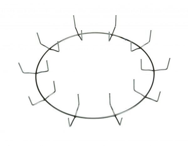 12″ Clamp Ring – 10 Clips