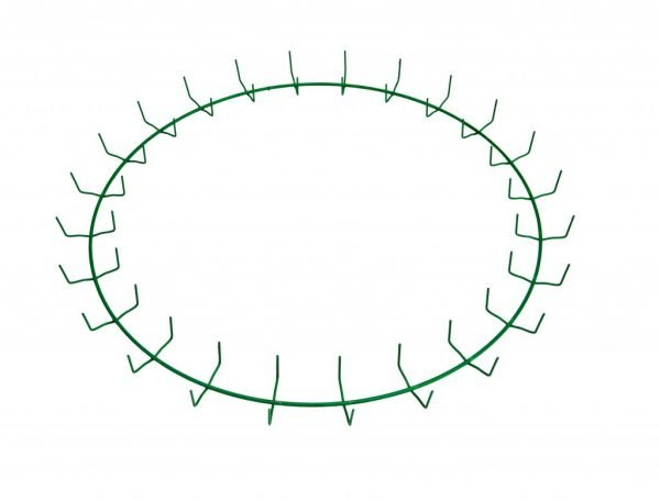 24″ Green Clamp Ring